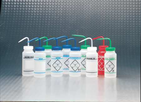 Sp Scienceware F11646-0617 Clear, Wash Bottle 500Ml, 6 Pack