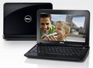 DELL INSPIRON MINI ATOM 1.60GHZ 1G 160G WEBCAM HDMI 109$
