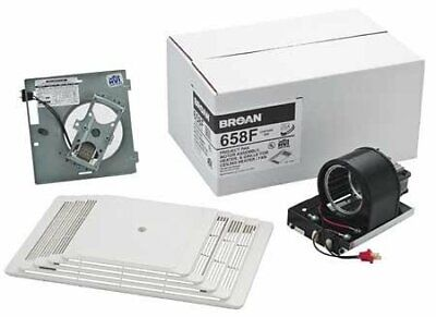 Broan-NuTone 658F Finish Pack - Heater and Fan Assembly Fan Finish Pack