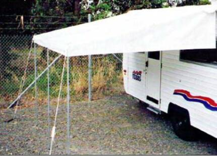 Tebbs Zipak 7'  foot caravan awning-heavy duty Cook Belconnen Area Preview