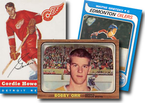 Paying CASH For OLD HOCKEY CARDS From (1950-1980's)