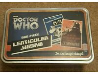 Doctor Who Lenticular Jigsaw Puzzle