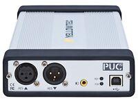 Yellowtec PUC2 Lite USB to AES/EBU & Cables - WIN/MAC, Boxed, Like New!