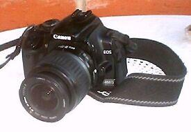 Canon eos400d Camera