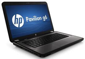 HP pavilion G6 15.6 + Win10 + MS Office Pro 07 suite