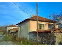 SPA/ for sale detached house located in Bulgarian village Susam,located 5 km from mineral springs