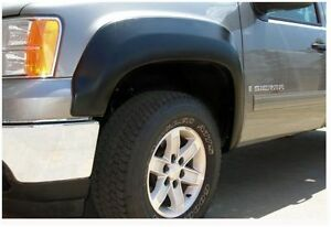 Rough Country - Fender Flares Smooth pocket GMC Sierra 07-13
