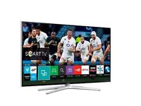 """New 50"""" Samsung 3D Smart LED TV Freeview HD Full HD 1080p 50h6200"""