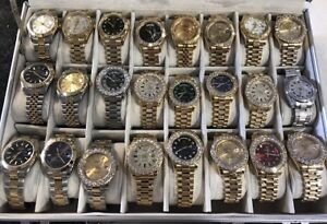 ***  MANY swiss watches FOR SALE   ***