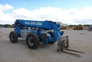 Off Road Fork Lifts - Lease/Finance from $999/mo*