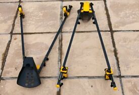 2 Car Cycle Racks for Roof Rack