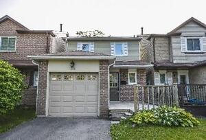 STUNNING 3BR HOME! RENOVATED KITCHEN! Near Whitby Mall AUG 1st