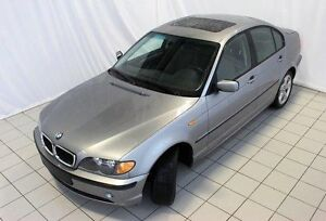 2005 BMW 3 Series 325XI AUT AC TOIT CUIR MAGS 6CYL West Island Greater Montréal image 4