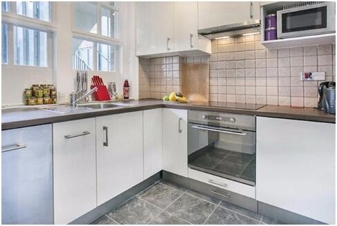 HIGH END 2 BEDROOM FLAT FOR RENT MANSION BLOCK BY KENSINGTON W14