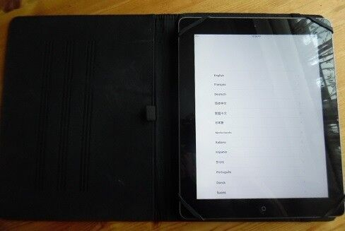 Ipad 2 16GB...great condition with a case / reset for new owner..