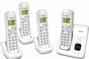 UNIDEN CORDLESS PHONE SYSTEM