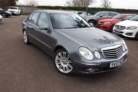 2007 57 MERCEDES E280 DIESEL AUTO EUROMATIC SPORTS , TOP SPEC, DRIVES SUPERB, MUST GO TODAY