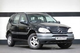 Mercedes-Benz M CLASS STATION WAGON ML320 Automatic