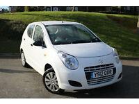 Suzuki Alto 1.0 SZ 5dr PX BARGAIN ***ONLY £2195***07704445634