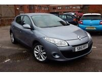 2010 Renault Megane 1.6 VVT Extreme 5dr **F/S/H+LOW MILES+IMMACULATE**