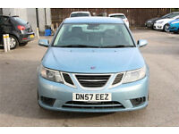 Saab 9-3 1.9 TiD Airflow 4dr **1 OWNER FULL SERVICE HISTORY**07704445634