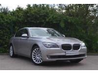 09 BMW 730d SE Auto Comfort Seats Lane Keep FBMWSH Outstanding Condition PX Welc