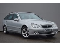 2006 MERCEDES C200 CDI AVANTGARDE SPORTS = = AUTOMATIC DIESEL= MINT CONDITION & DRIVES LIKE NEW