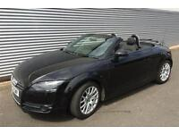 Audi TT1.8 TFSI ROADSTER - ONE OWNER - FULL SERVICE HISTORY