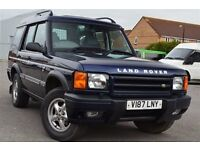 Discovery TD5 GS7 MANUAL