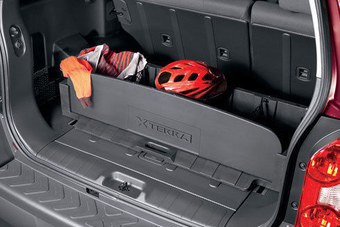 Top 7 nissan xterra accessories for camping ebay for Nissan xterra interior accessories