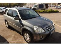 2004 54 HONDA CRV AUTOMATIC, 1 OWNER FROM BRAND NEW, DRIVES LIKE BRAND NEW, EXCELLENT CONDITION