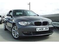 BMW 123D SE COUPE **FMDSH**LONG MOT**FULL LEATHER**