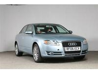 A Great Family Car With Low Mileage For The Year Audi A4 1.9 TDI SE TDV
