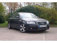 Audi A6 S-Line 2.0 Diesel, Black