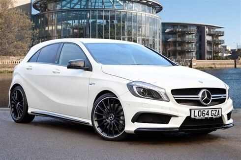 2015 mercedes benz a45 amg full mercedes benz service history amg warranty to 2018 nav. Black Bedroom Furniture Sets. Home Design Ideas