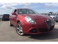 2012 Alfa Romeo Giulietta 2.0 JTDM 2 170 Lusso 5dr 5 door Hatchback