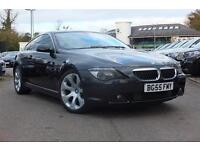 2005 BMW 6 SERIES 630I COUPE PETROL