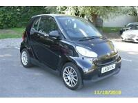 Smart Fortwo 1.0 Passion 2dr Automatic, 2008, 1 Owner, Low Mileage