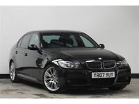 BUY ME - 2007 BMW 3 Series 325d M Sport 157K 5dr Saloon Diesel Manual FSH - over 2k spent in 18m