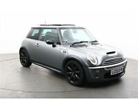 MINI Hatch 1.6 Cooper S 3dr FULL SERVICE HISTORY 07704445634
