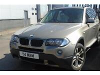 2007 BMW X3 D SE ESTATE DIESEL