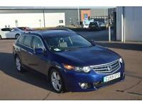 Honda Accord Touring 2.2 i-DTEC EX Automatic Diesel Estate in Pearlescent Blue