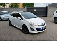 2011 VAUXHALL CORSA 1.2i LIMITED EDITION+VXR BODY STYLING