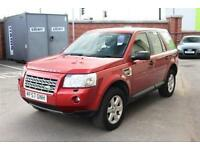 2007 (57) Land Rover Freelander 2 2.2Td4 GS**LONG MOT==HPI CLEAR**MINT CONDITION