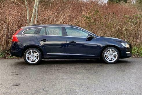 2018 18 VOLVO V60 2 4 D5 TWIN ENGINE SE NAV 5D AUTO 231 BHP | in Newport |  Gumtree