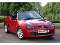 Beautiful MG. TF MOT until Aug/18. Good condition.