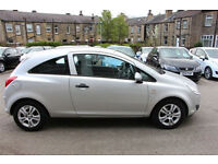 2010 VAUXHALL CORSA 1.2i 16V ENERGY,3 DOOR,ONLY 30000 MILES WITH FULL SERVICE