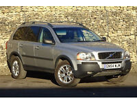 2005 VOLVO XC90 SE 2.4 DIESEL D5 GEARTRONIC/AUTO [7 SEAT] PX WELCOME