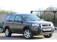 2005 LAND ROVER FREELANDER TD4 ADVENTURER ESTATE DIESEL