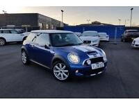 2008 MINI Hatch 1.6 Cooper S 3dr